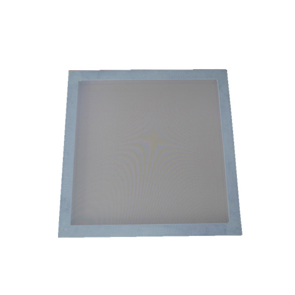 Meshed Aluminum Stencil Frame