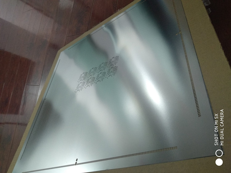 frameless smt stencil manufacture China | smt stencil wash