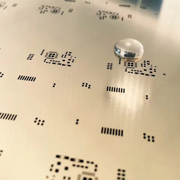 frameless smt stencil manufacture China | smt stencil inspection